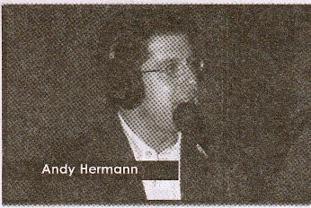 Wait... that's not Andy Hermann. (We love you, Illinois Entertainer!)