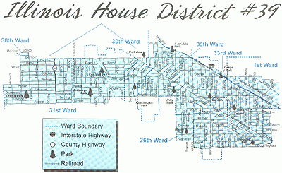 Illinois House District #39