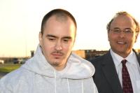 Thaddeus Jimenez Exonerated