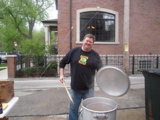 Danny Beck - master boiler!