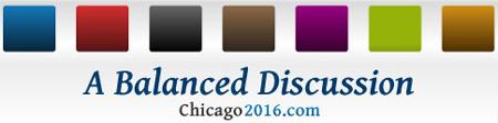 A Balanced Discussion - Chicago2016.com