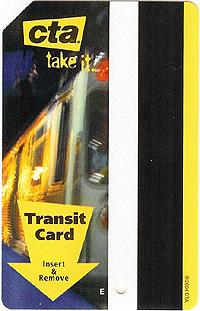 CTA farecard