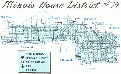 Illinois House District #39