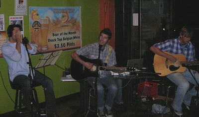 Mike w/ PJ & John